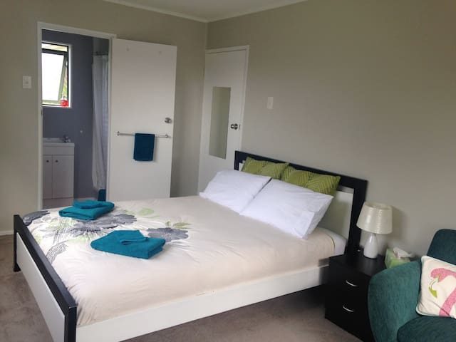 Close to Airport - Private Room - Auckland - Apartment
