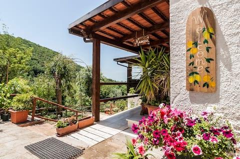 Rural Guesthouse Monte Ofelio - Camera Romantica