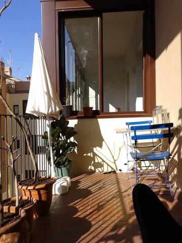 habitacion en el gotico - Barcelona - Apartmen