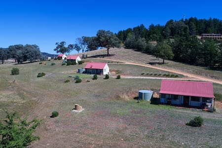 BARELLA CABINS - MYRTLE - your next rural escape
