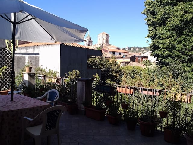 Appartamento - B&b Monteserra - Viagrande - Appartement