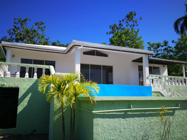 House catarina  Rio San Juan Dominican Republic