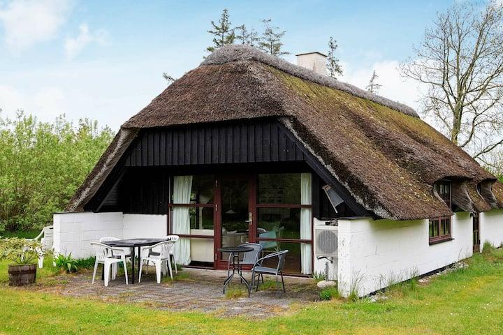 Quaint Holiday Home in Jutland, Midtjylland with Terrace