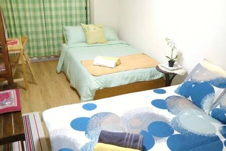 2 min from Koenji station / Cozy apartment +wifi - Suginami - Lejlighed