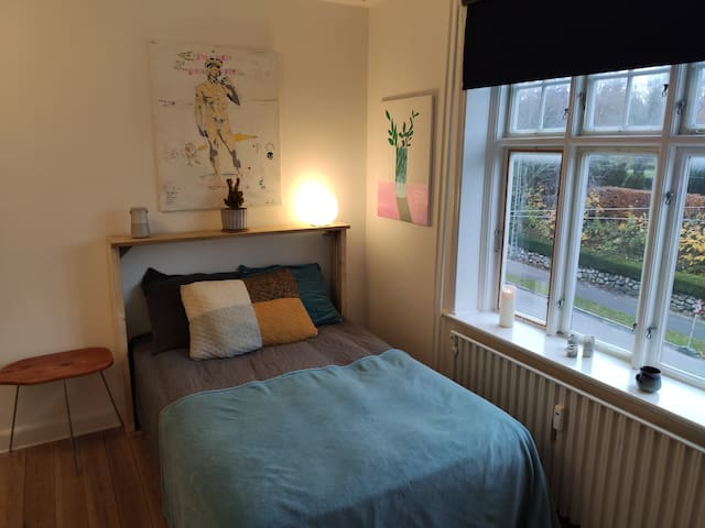 Clean, calm, cosy and central