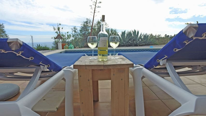 Campo Agave B&B Andalusia - Rooms with sea view