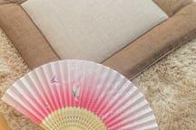 【长租房源春意日式】&珠江新城&楼下潭村地铁口&大型小区独立户型&明火可做饭