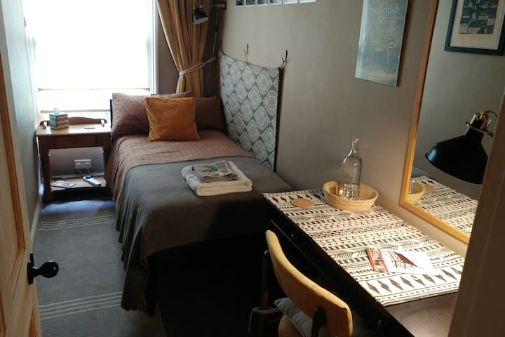 Single Room - Fast Wifi - Near Newark Centre