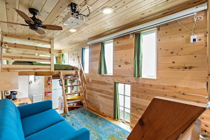 Base Camp Muir Woods