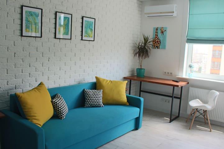 Charming, cozy apartment