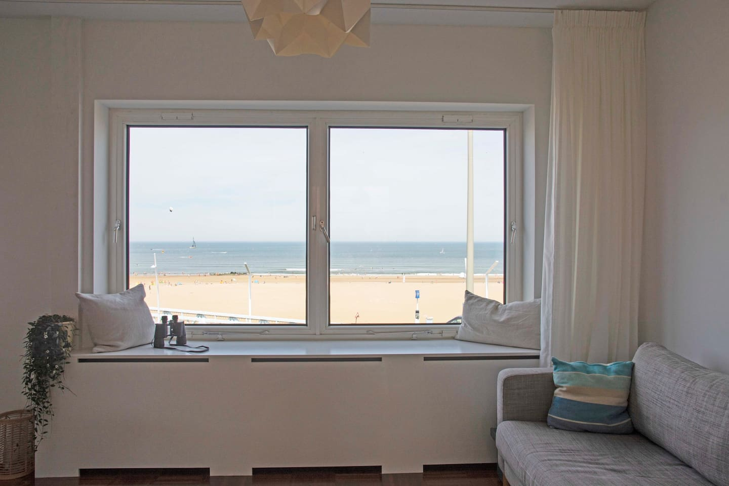 Ocean view apartment for 4 people