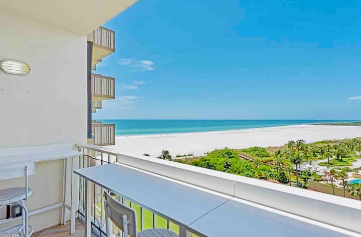 Marco Island Beach Front Escape