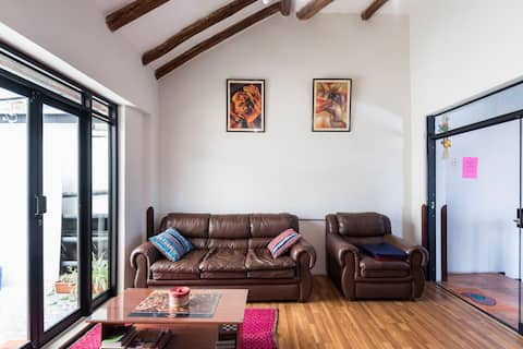 Comfortable apartment in Cusco,s Downtown