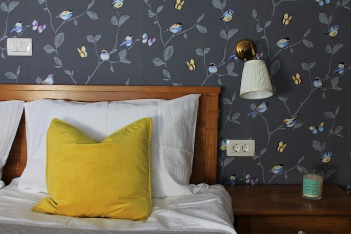Tesla's Gastro House Plitvice - Comfort Room Birds