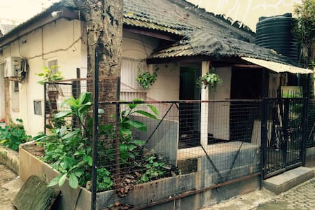 House at Bandra- Carter road. - Mumbai  - House