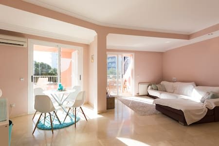 Cute private guestroom in Son Veri - Apartment