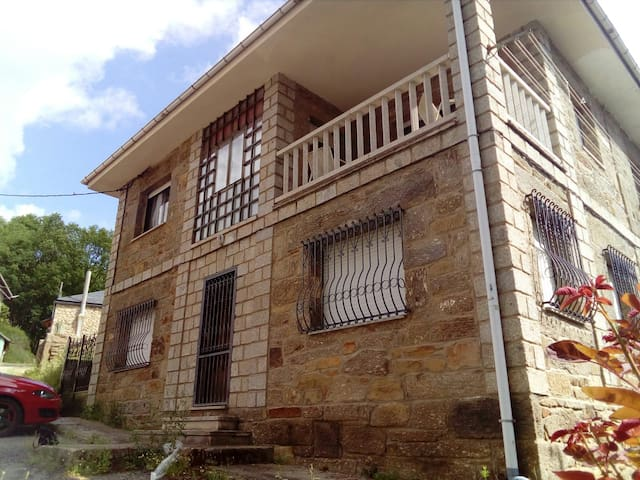 Casa rural Sanabresa en entorno natural