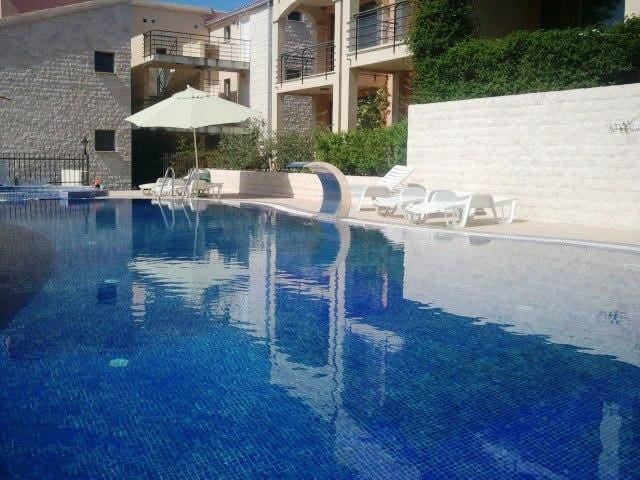 Becici Sunset Apartments, Becici, Budva - Bečići - Apartmen