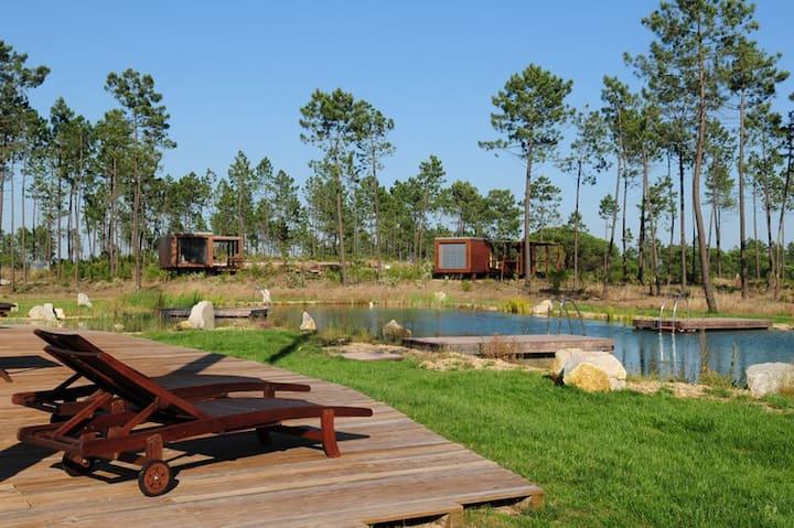 Comfortable Suite in Eco Resort
