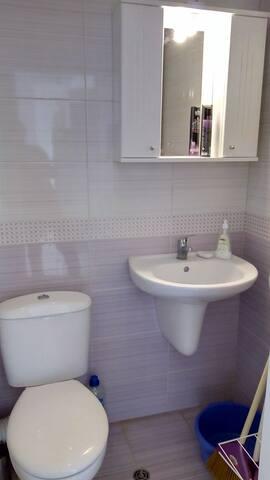 Удобства в ванной