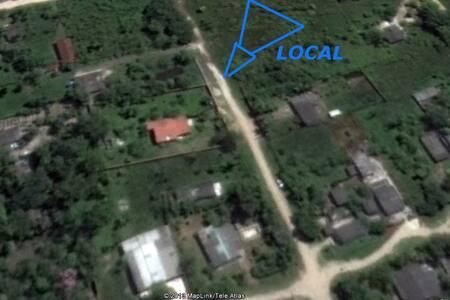 Casa de campo próximo a praia dos sonhos ITANHAEM - Itanhaém