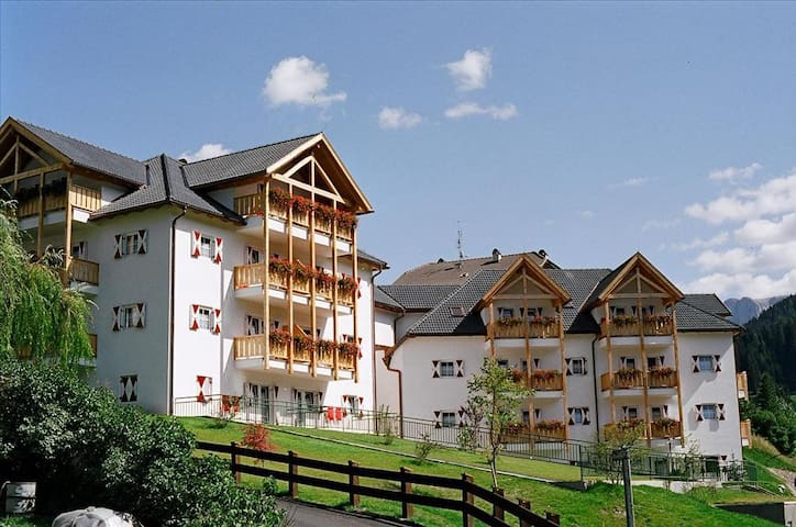 Monolocale residence Casa Metz