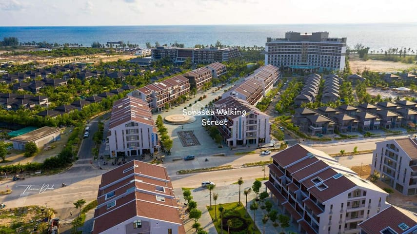500meters to the beach apartment
