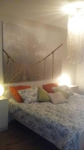 Calme et lumineuse, chambre confortable. - Toulouse - Apartemen