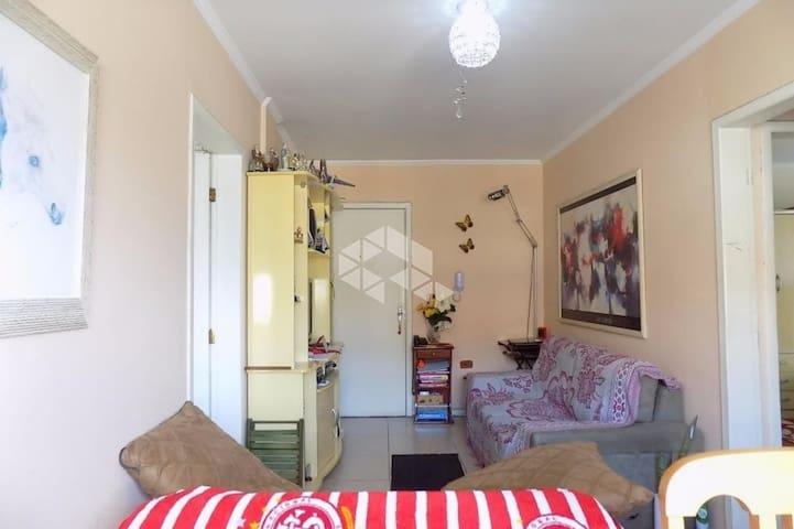 Apartamento com um Dormitório Floresta