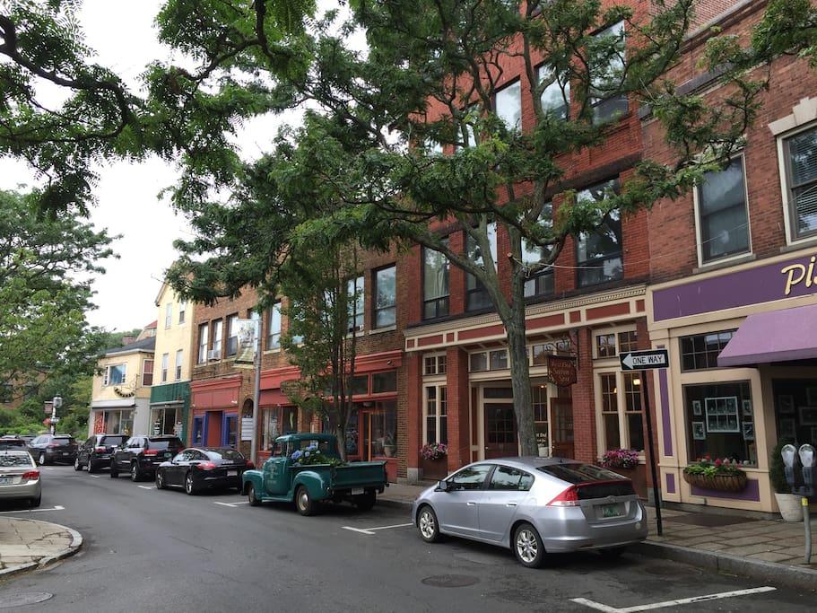 Downtown Gloucester