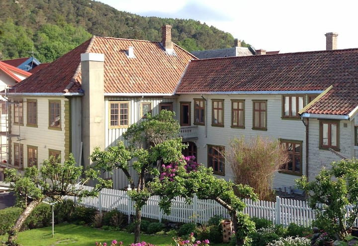 Egersund Ellingsens Hotel