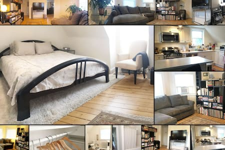 Charming, 2 BR Apt in Dobbs Ferry, close to all! - Lakás