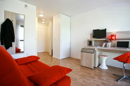Studio confortable: Disney - Paris - Val d'europe - Appartamento