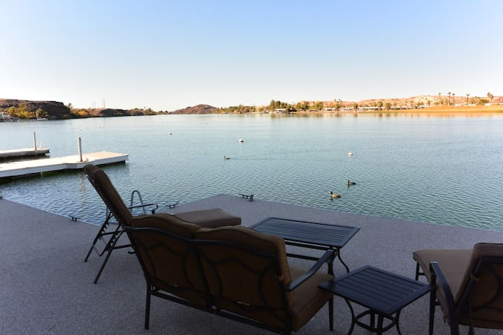 River Front! Best Views of the Colorado River! - Parker - House