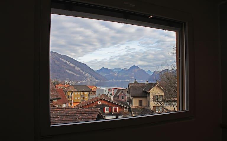LAKEVIEW Apartment at Pilatus railway - Alpnach
