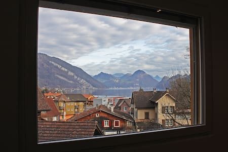 LAKEVIEW Apartment at Pilatus railway - Alpnach