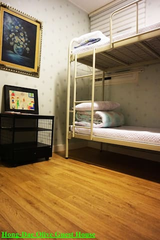 Two Bed Room(Bunk)