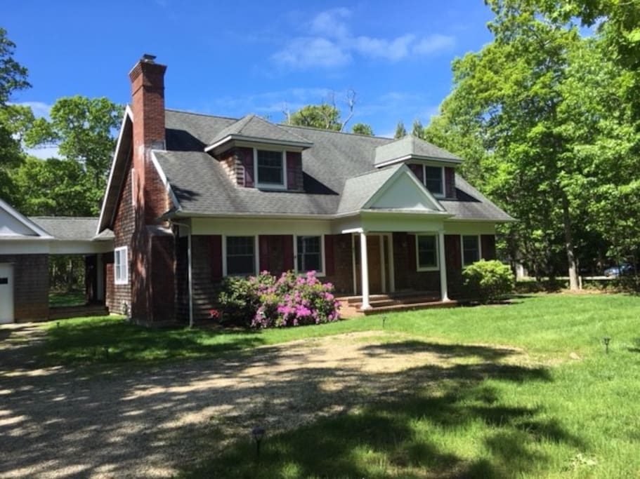 Beautiful Modern Cape Cod House Houses For Rent In East Hampton New York United States