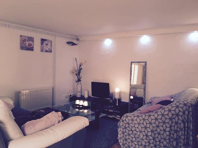 Appartement indépendant dans maison