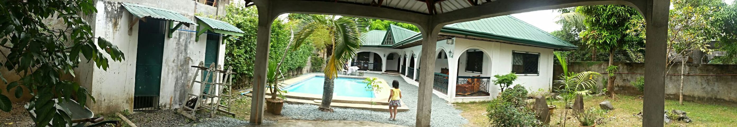 The resthouse for that needed rest. - Los Baños - Muu