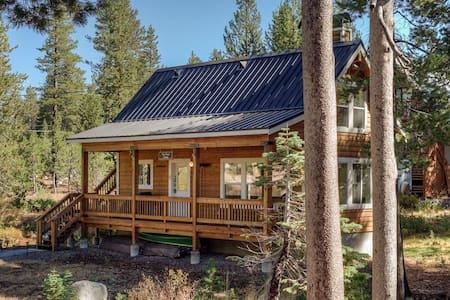 Secluded Serene Lakes Cottage - Soda Springs - Chatka