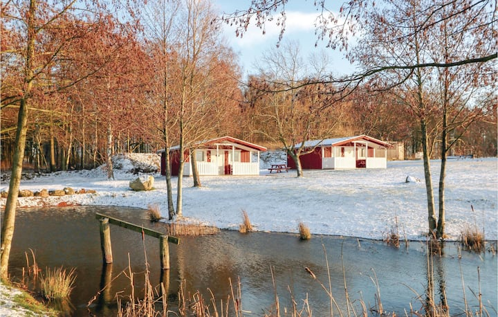 Amazing home in Sjöbo with WiFi and 2 Bedrooms