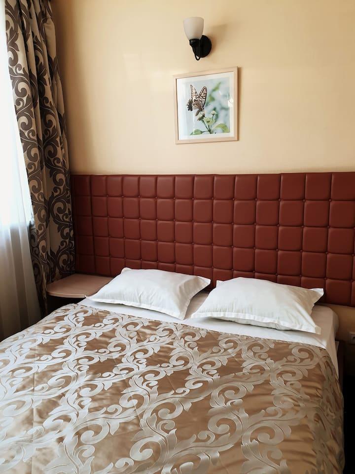 Арт-отель улетный город №1