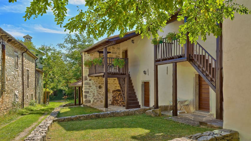 House for 3+1 persons with pool in Buzet R62627