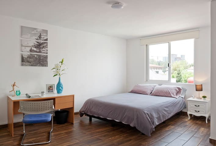 Cozy Suite In The Heart Of Polanco