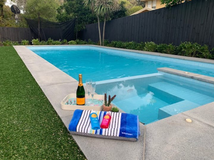 Long Term Rental with Pool great relocation home