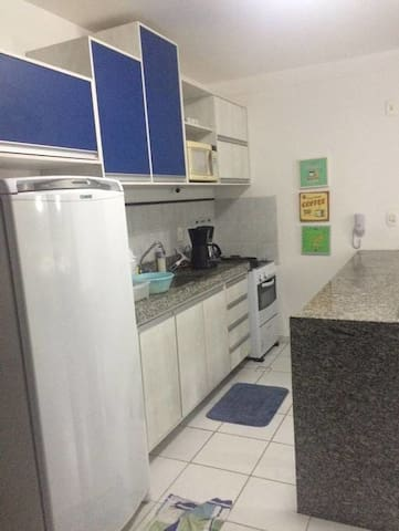 Espaço para Casal ou Grupo com conforto & piscina - 若昂佩索阿 - 公寓
