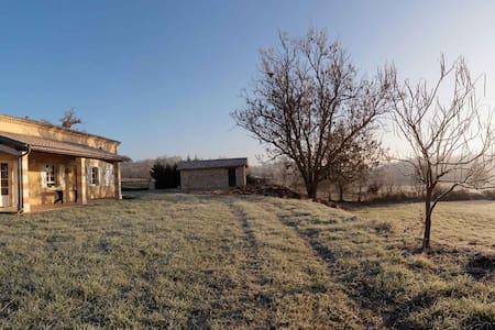 Gîte,  maison d'architecte - Montesquieu - Casa
