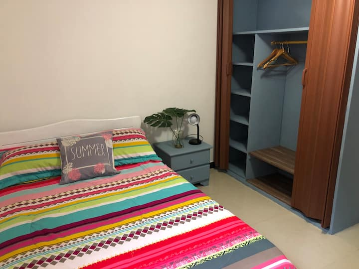 Linda habitación privada en la casa de Sarita!!!