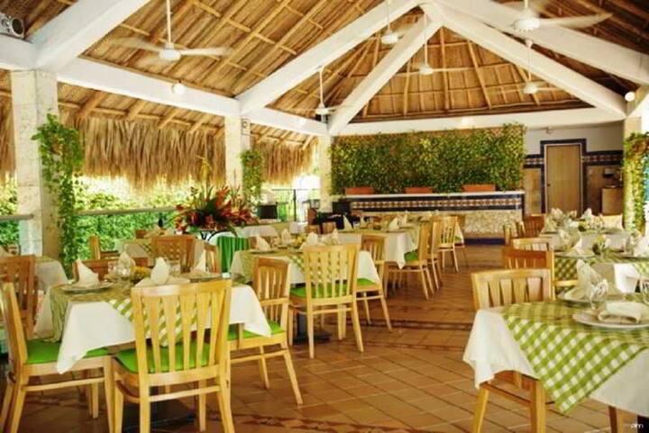 Habitación doble en Hotel 5 estrellas Santa Marta.